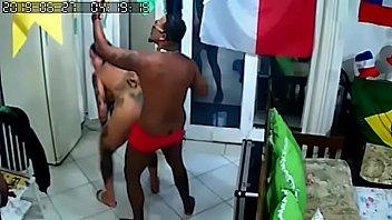 amadores filma pela webcam sexo no quarto